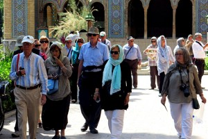 Iran Tourism - IBP