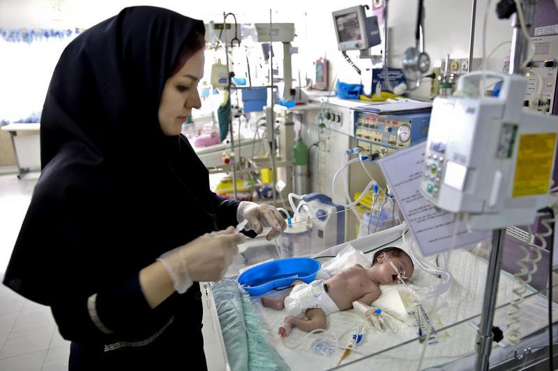 Health Companies Ready for Iran- IBP