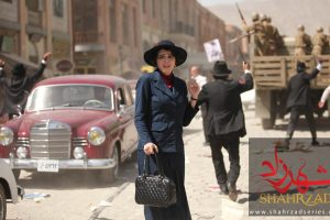 Iran TV series Shahrzad set in 1950s draws big audiences