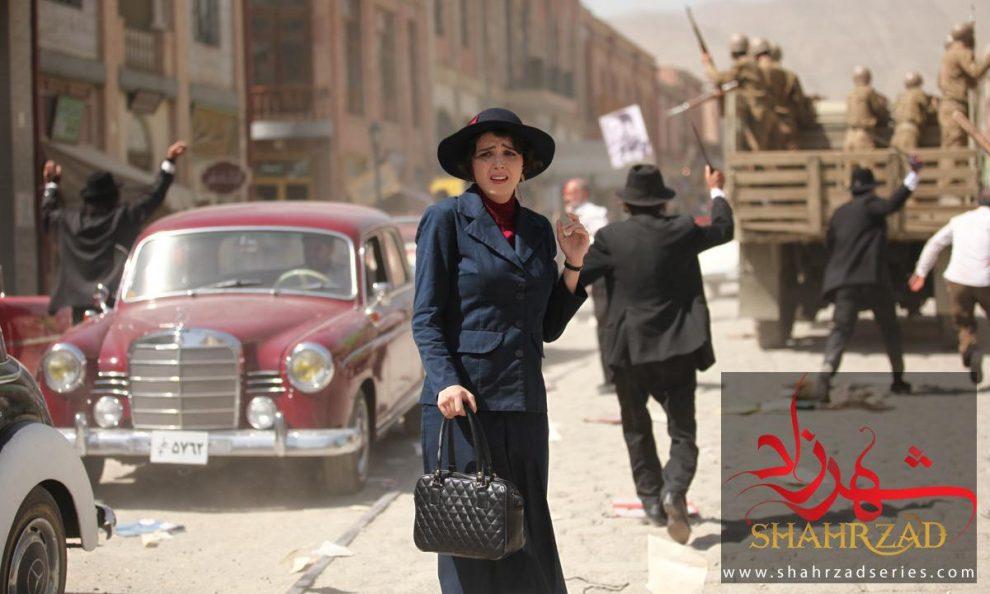 Iran TV series Shahrzad set in 1950s draws big audiences