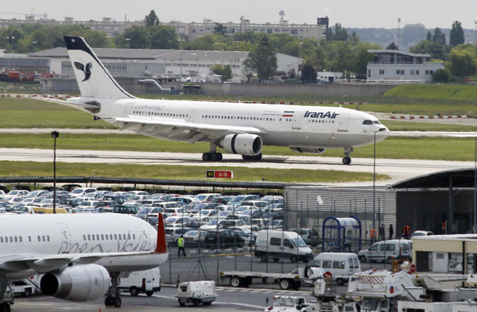 E.U. Offers to Loosen Restrictions on Iran Air-IBP