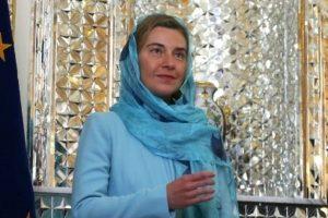 Top EU diplomat Federica Mogherini in Iran for key talks-IBP