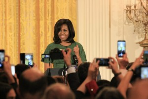 Michelle Obama- IBP