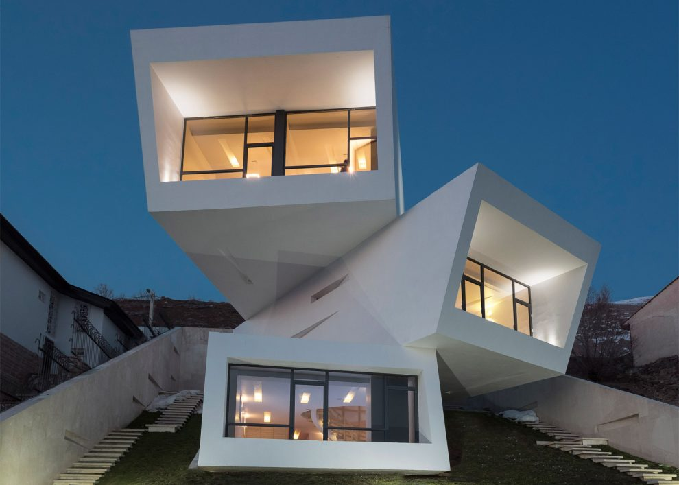 Architecture booms as Iran opens its doors to the world-IBP